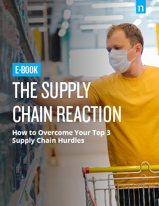 The Supply Chain Reaction: How to Overcome Your Top Three Supply Chain Hurdles eBook