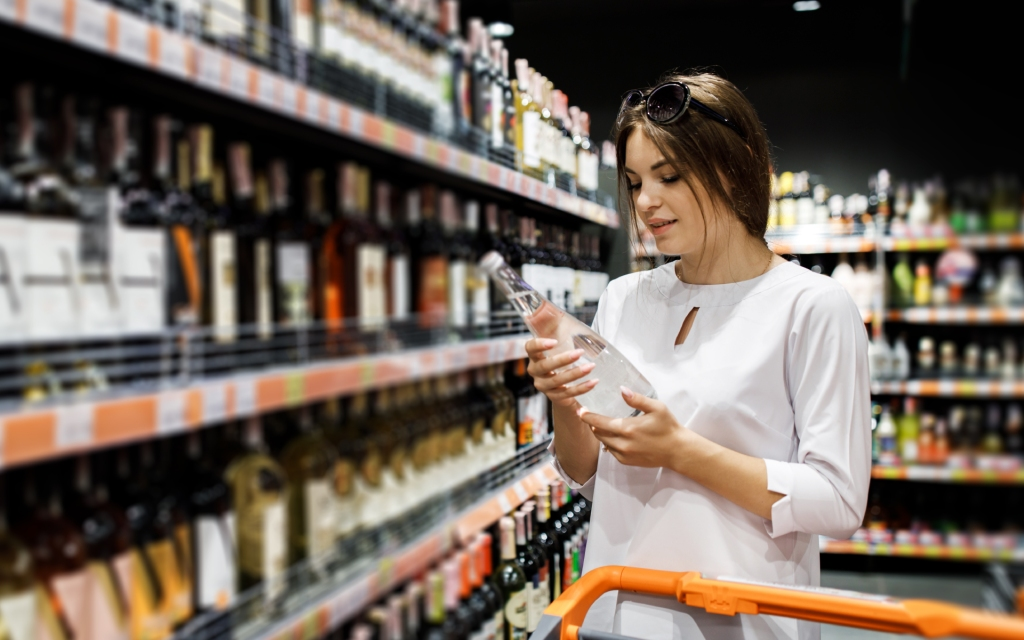 Rebalancing the 'COVID-19 effect' on alcohol sales