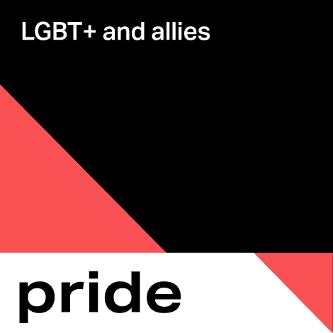 Pride - LGBT+ and allies