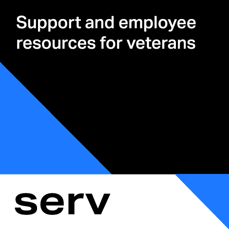 Serv - Support and employee resources for veterans